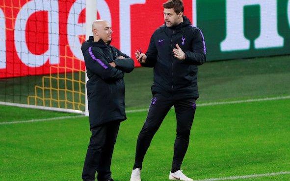 Image for Tottenham Hotspur: Romano reveals Paratici details