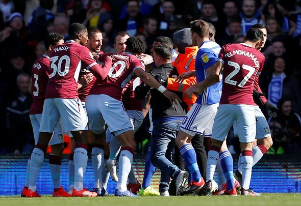 FA charge must have Aston Villa top brass fuming