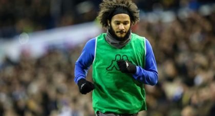Leeds fans want Izzy Brown