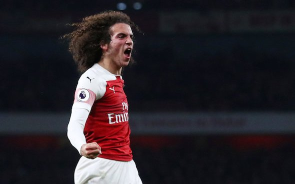 Image for Arsenal: Charles Watts discusses Matteo Guendouzi future