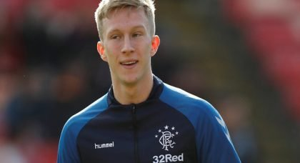 Smith is absolutely right about McCrorie