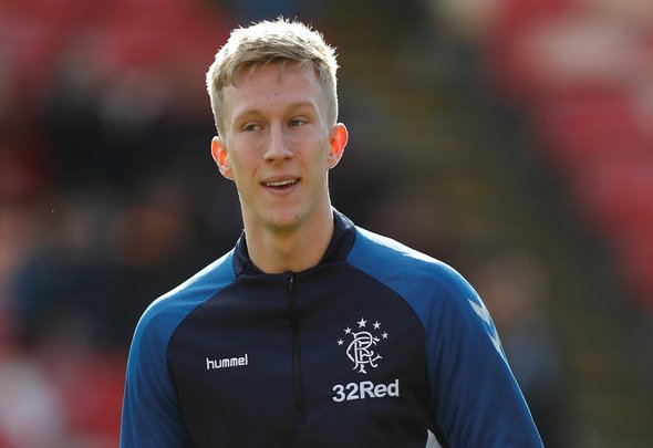 McCrorie could be headed for loan exit