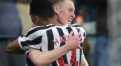 Clark raves about Longstaff