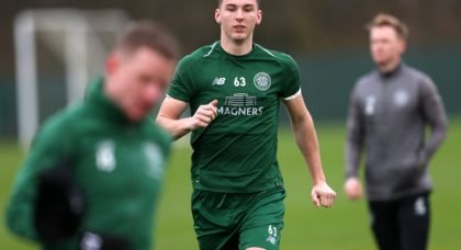 Hutchison: Tierney just as good as Robertson