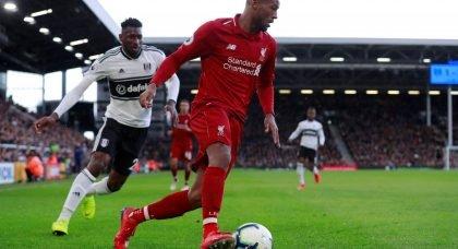 Liverpool: Many fans respond to Georginio Wijnaldum's latest post