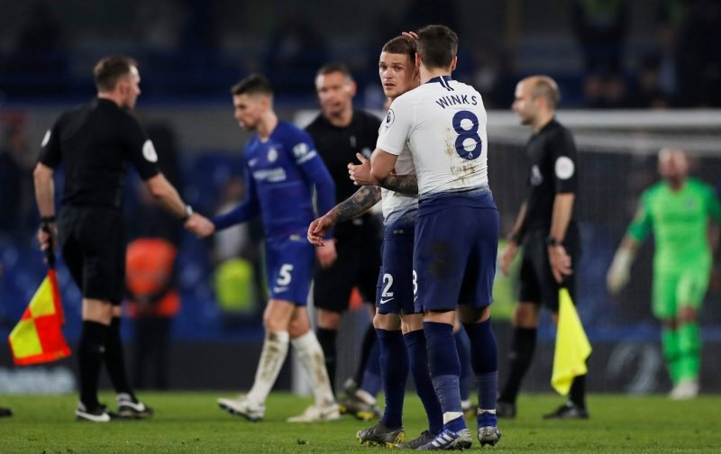 Levy wants £50m for Trippier