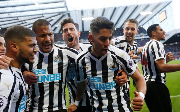 Image for Souness: Newcastle miss Perez