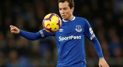 Everton: Fabian Delph and Bernard could make a return from injury against Norwich City