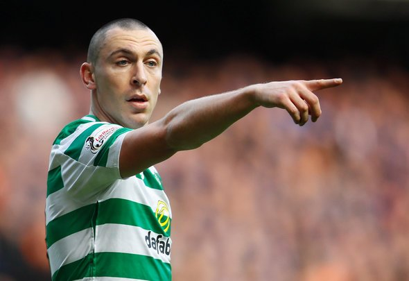 Celtic: Fans revel in victory after Scott Brown bags a brace