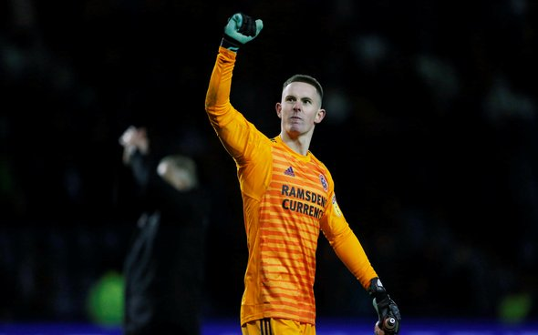Image for Tottenham Hotspur: Fans react after being linked with Manchester United goalkeeper
