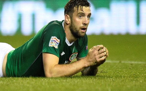 Image for Celtic: Charlie Adam makes claim on Shane Duffy