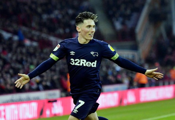 Hay responds to £35m Leeds transfer claim