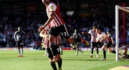 Aston Villa eye up Brentford defender Barbet
