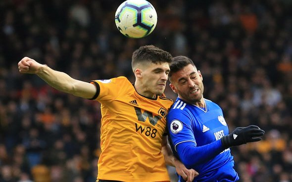 Image for Lyon in talks with Wolves over Vinagre
