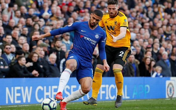 Image for Exclusive: Steve Bull confident Ruben Loftus-Cheek could restart his career at Wolves
