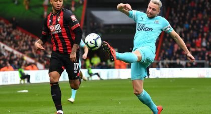 Dummett surely undroppable after Bournemouth display