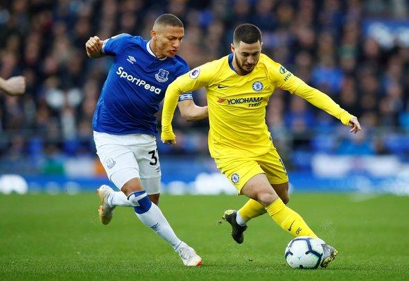 Chris Kamara delivers verdict on Hazard's Chelsea exit