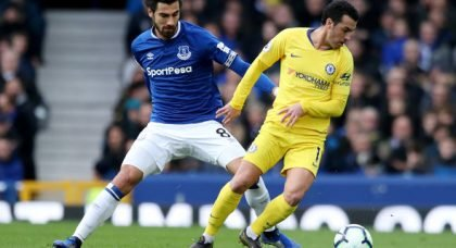 Chelsea fans react to Pedro display v Everton