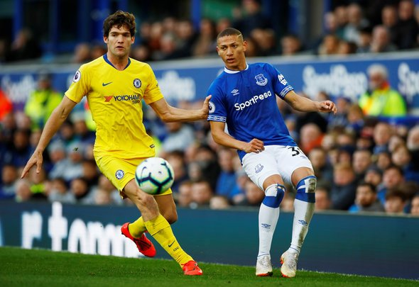 Merson delivers verdict on Richarlison