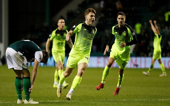 Image for Adam slams Celtic ace Forrest