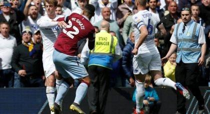 Bamford sends message to Leeds fans, Roofe responds