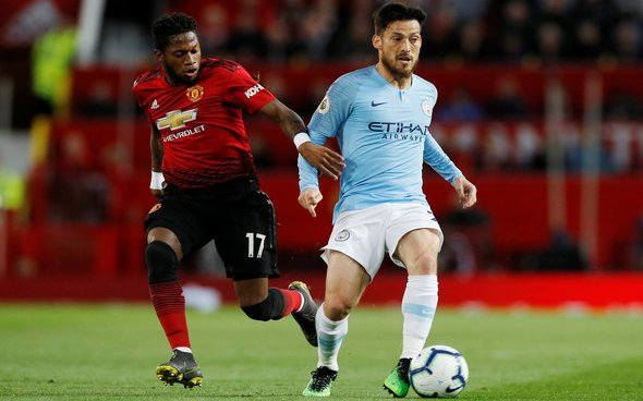 Image for Manchester United: Andy Mitten makes claim about Fred