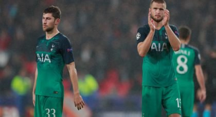 United make approach for Dier