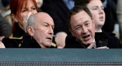 Villa refuse to comment on Gibson's investigation demands