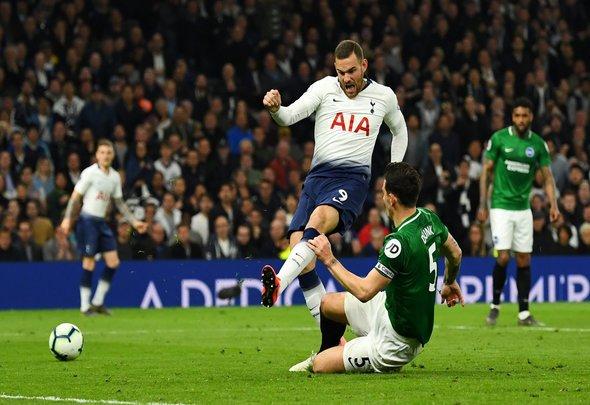 Redknapp: Janssen did not do much for Tottenham