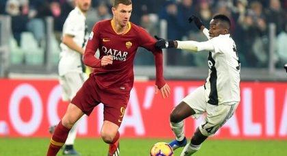 West Ham fans react as Roma offer Dzeko