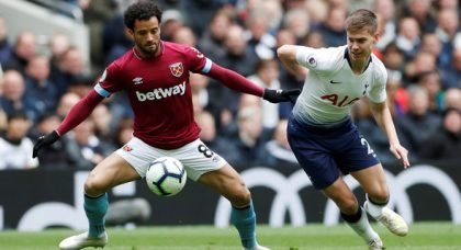 Redknapp head over heels for Anderson