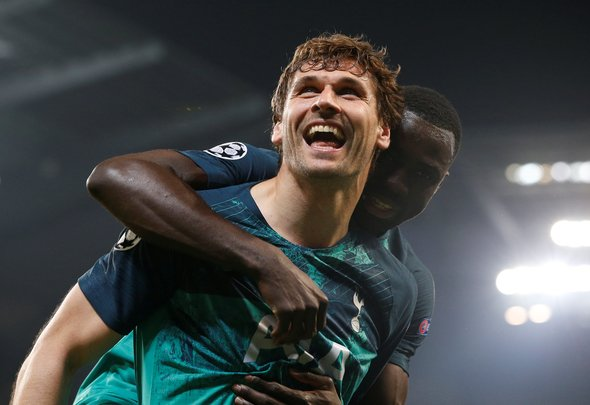 Llorente on his way out of Spurs
