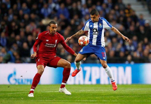 Liverpool: Reds fans missing Joel Matip