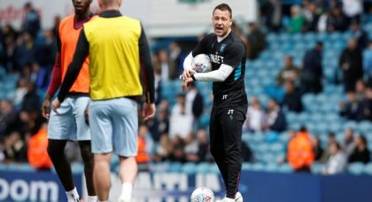 Terry takes dig at Leeds