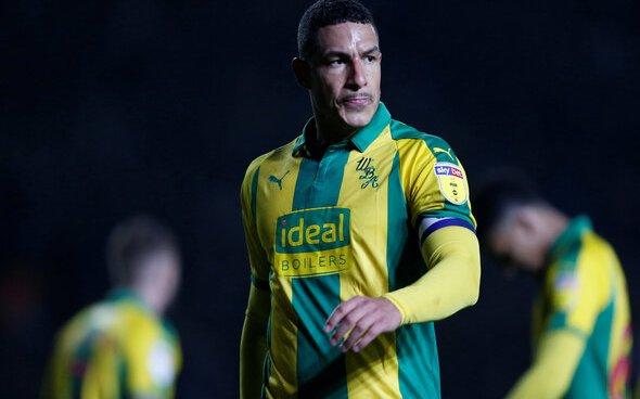 Image for West Bromwich Albion: Joe Masi discusses Jake Livermore's future