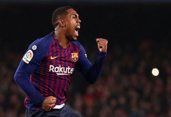 Barca could slash valuation of Spurs target Malcom