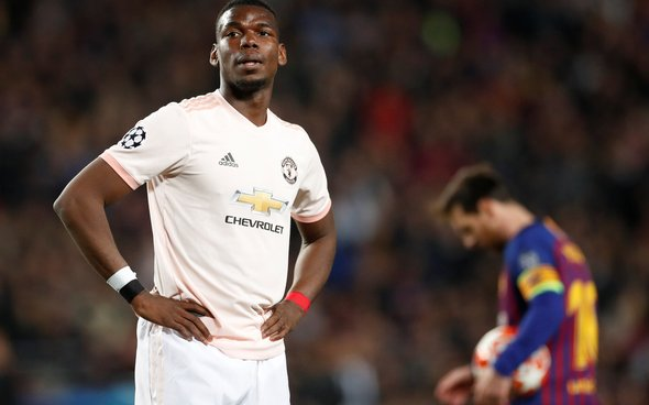 Image for Manchester United: Dharmesh Sheth talks about Pogba's future