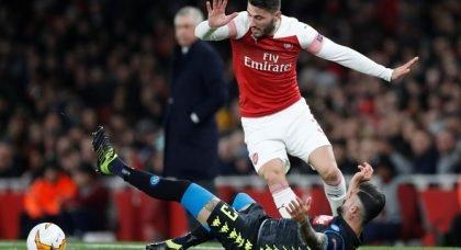 Arsenal fans rip Kolasinac apart