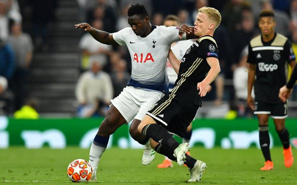 Image for Celtic: A move for Victor Wanyama would make a lot of sense for the midfielder