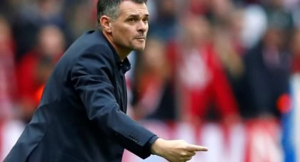 Willy Sagnol will apply to be Celtic manager