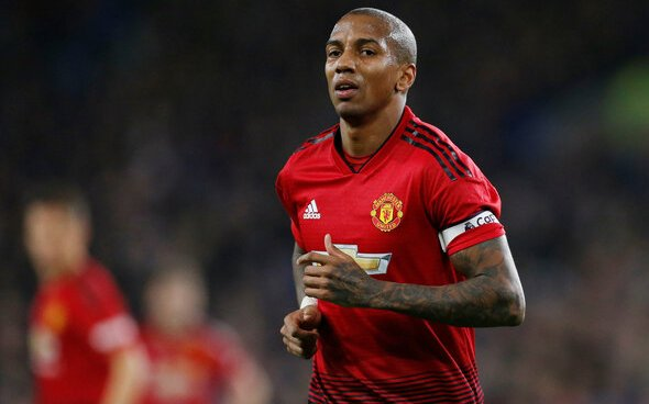 Image for Watford: Pundit discusses potential Ashley Young