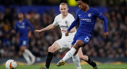 Chelsea: These fans want Willian to leave in summer
