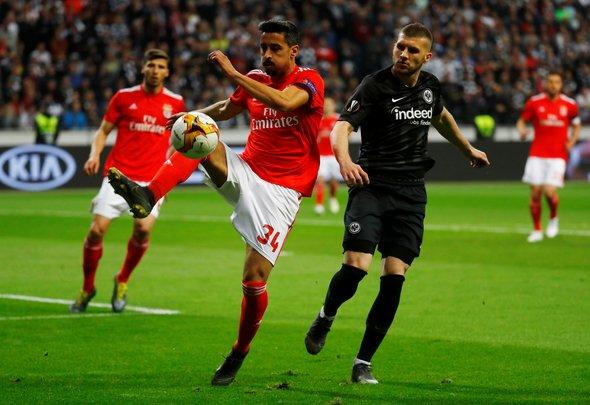 Newcastle, Leicester, Brighton eye up Benfica ace André Almeida
