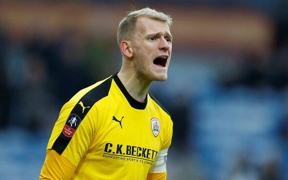 Image for Wolves set sights on Barnsley goalkeeper Davies