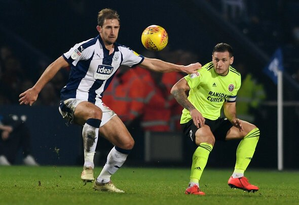 Burnley plot £15m bid for West Brom's Dawson