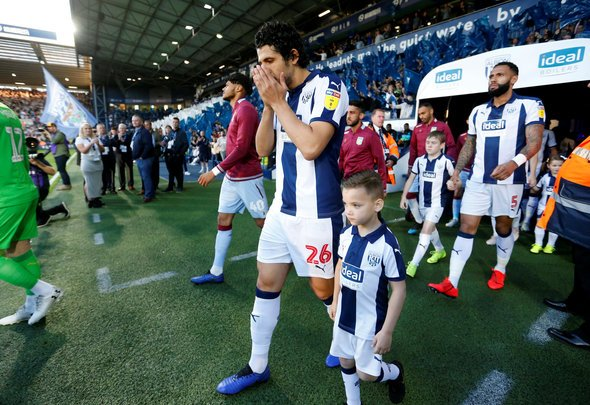 West Brom fans herald Hegazi display v Aston Villa