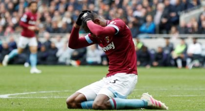 West Ham will sell Diop for £60m