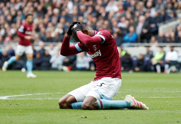 Gough: Diop move may cause unrest at West Ham