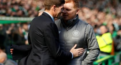 Celtic and Rangers watch Shankland