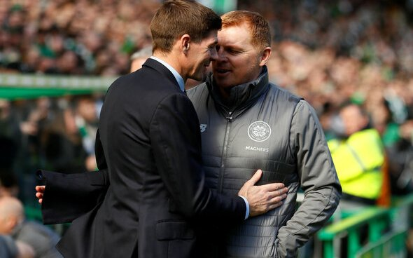 Image for Celtic and Rangers watch Shankland